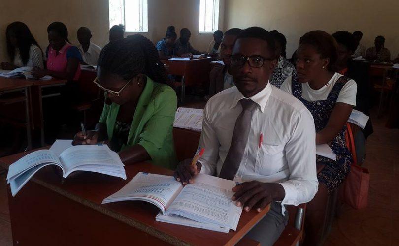 Fase I – 1ª Etapa: Formação de 90 Professores das Escolas de Magistério